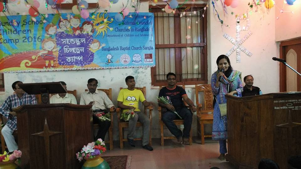 Sunday School Camp Dinajpur 4